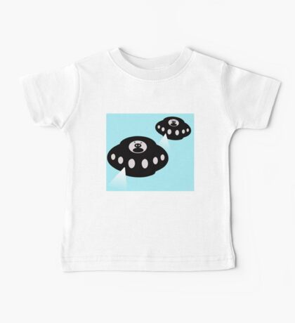 Alien invasion Baby Tee