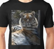 Tiger, Tiger in  a Zoo. Unisex T-Shirt