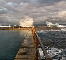 North Curl Curl by Dianne English