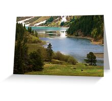 Glacier National Park 15 Greeting Card