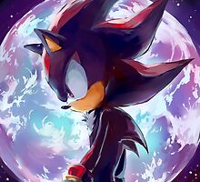 Shadow the Hedgehog by Lumii