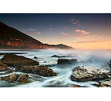 Coalcliff Rising - Coalcliff, NSW Photographic Print
