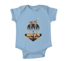 Doc and Marty in the Morning One Piece - Short Sleeve