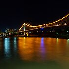 Storey Bridge 3 by Wayne  Nixon