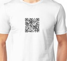Why the fuck are you scanning me? Unisex T-Shirt