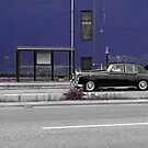 Old car by yaDes