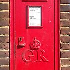 GR Postbox by ©The Creative  Minds