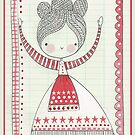 Hurray for starry aprons ... by stamptout