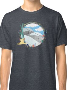The Mountains Are Calling - Slopes Classic T-Shirt