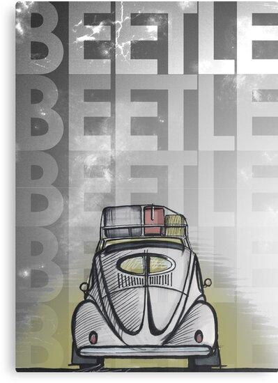 Beetle [2012] by Richard Yeomans