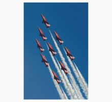 Red Arrows - Diamond Roll Kids Clothes