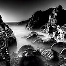 Bombo Rocks #2 ~ B&amp;W by Arfan Habib