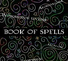 Book of Spells by eng-rose-gifts