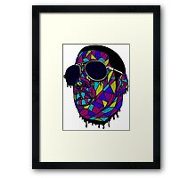 Rap Gangster Framed Print