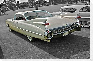 1959 Cadillac Coupe DeVille by Ferenghi