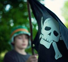 In search of the Jolly Roger by Paisleypatches