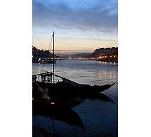 Porto by night Photographic Print