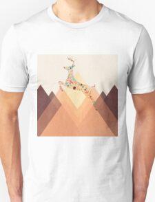 Christmas Reindeer 2 T-Shirt