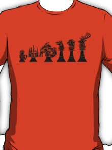 Chess of Thrones T-Shirt