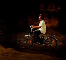 sebastião the cyclist by Vitor Marques Photography