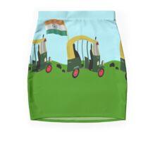 Auto Rickshaw - India Mini Skirt