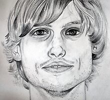 Matthew Gray Gubler  by grostique