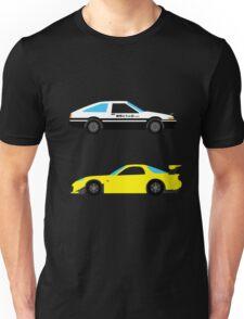 Minimalist Project D Aces Unisex T-Shirt