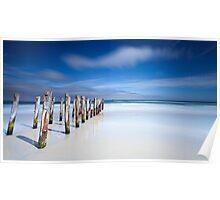 St Clair Beach II, Dunedin Poster
