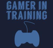 Gamer In Training Kids Tee