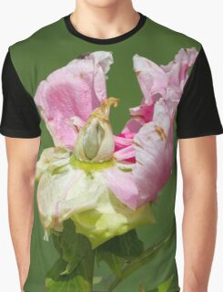 dried peony in the garden Graphic T-Shirt