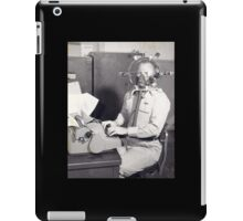 Space Typing iPad Case/Skin