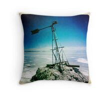 Zenith, Salar De Uyuni, Bolivia Throw Pillow
