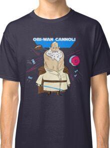 Obi-Wan Cannoli (PUN PANTRY) Classic T-Shirt