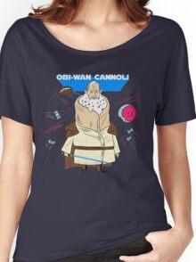 Obi-Wan Cannoli (PUN PANTRY) Women's Relaxed Fit T-Shirt