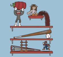 Socky Kong Kids Tee
