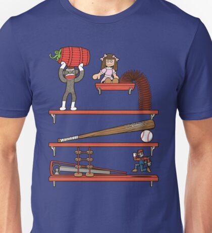 Socky Kong Unisex T-Shirt