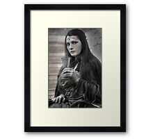 The Holy Grail  Framed Print