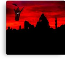 The radicalization of Mary Poppins Canvas Print