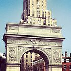 Washington Square Park - Arch by SylviaS