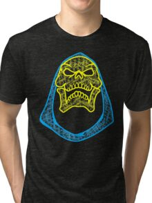 Master of EEEEEEVIlIIL Tri-blend T-Shirt