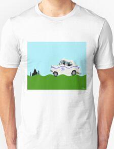 India Taxi T-Shirt