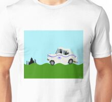 India Taxi Unisex T-Shirt