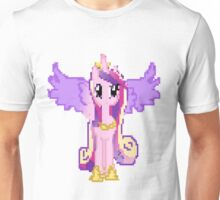 Princess Cadance Pixel My Little Pony Brony Pegasister Unisex T-Shirt