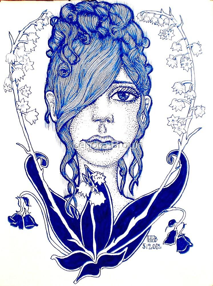 Cerulean by Lenora Brown