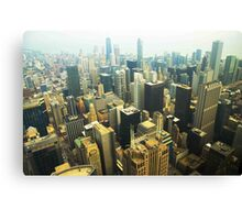 Chicago Highrise Canvas Print