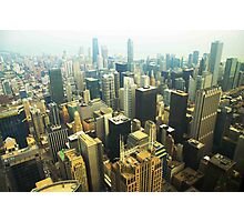 Chicago Highrise Photographic Print