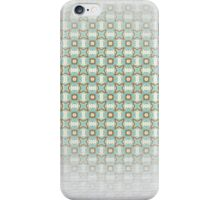 Wallpaper with flowers iPhone Case/Skin