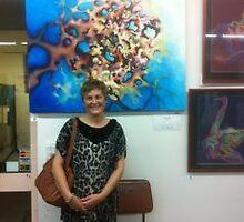 Royal Qld Art Society Big Art Awards by Cathy Gilday by Cathy Gilday