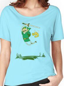 A Hero Women's Relaxed Fit T-Shirt