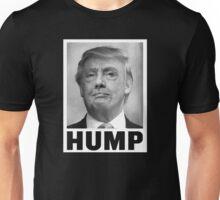HUMP HILLARY TRUMP Morph Unisex T-Shirt